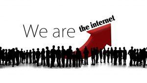 todos juntos somos internet